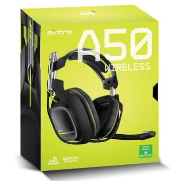 ASTRO Gaming A50 XB1 Bez Vadu Austiņas 7.1 (Jaunas/Bojāts Iepakojums)