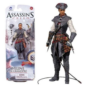 Assassins Creed Figūra Aveline de Granpre 17.8cm (Jauna)