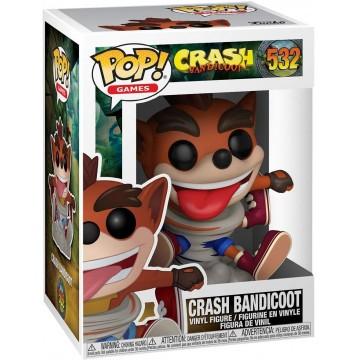 Funko POP Vinyl Crash Bandicoot (Jauns)
