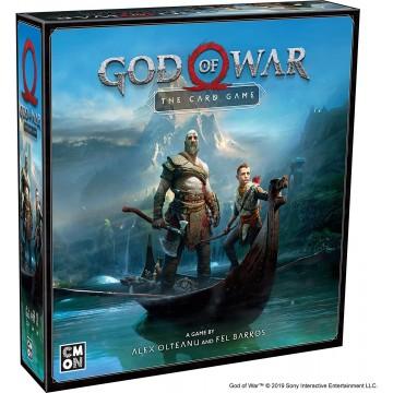 Galda Spēle God of War (Jauna)