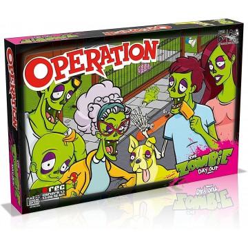 Galda Spēle Operation Zombie (Jauna)