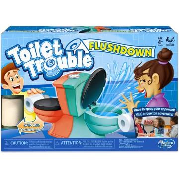 Galda Spēle Toilet Trouble Flushdown (Jauna)