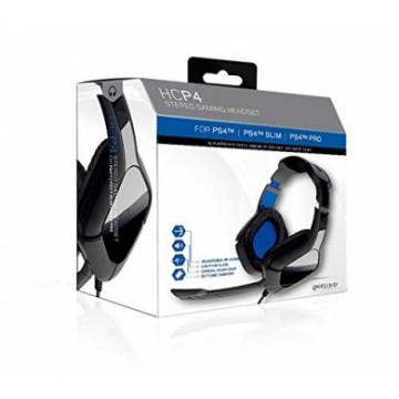 Gioteck HC-P4 PlayStation 4 Stereo Austiņas Ar Vadu (Jaunas)