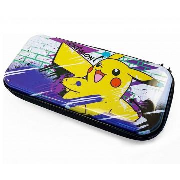 Oficiāli Licencēta Nintendo Switch HORI Premium Pikachu Aizsarga Soma (Jauns)