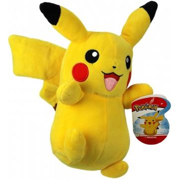 Mīkstā rotaļlieta Pokemon Pikachu 20cm (Jauna)