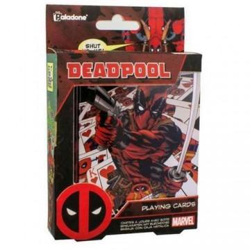 Marvel Deadpool Spēļu Kārtis (Jauna)