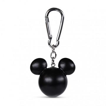 Mickey Mouse Head 3D Atslēgu Piekariņš (Jauns)