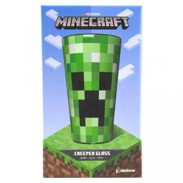 Minecraft Creeper Glāze (Jauna)