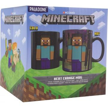 Minecraft Enderman Karstuma Maiņas Krūze (Jauna)