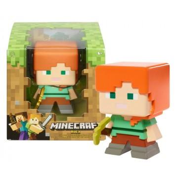 Minecraft Lielā Alex ar Golden Axe Figūra 12cm (Jauna)