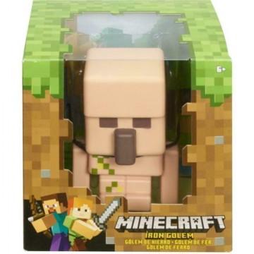 Minecraft Lielā Iron Golem Figūra 12cm (Jauna)