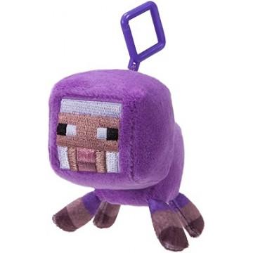 Minecraft Mini Violēta Aita Mīkstā Rotaļlieta (Jauna)