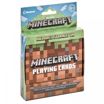 Minecraft Spēļu Kārtis (Jauna)