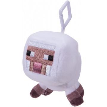 Minecraft Balta Mini Aita Mīkstā Rotaļlieta (Jauna)