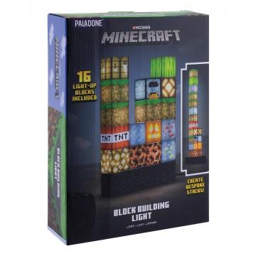 Minecraft Uzbūvē Savu Bloku Pasauli ar Gaismu BDP (Jauna)