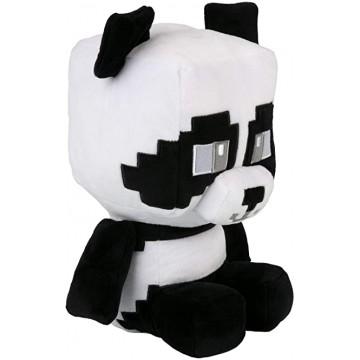 Minecraft Crafter Panda Mīkstā Rotaļlieta 30cm (Jauna)