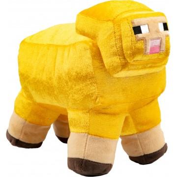 Minecraft Limited Edition Gold Sheep Mīkstā Rotaļlieta 27cm (Jauna)