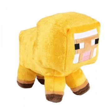 Minecraft Limited Edition Happy Explorer Gold Sheep Mīkstā Rotaļlieta 15cm (Jauna)