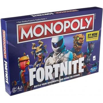 Monopols Fortnite Edition 2019 V2 (Jauns)