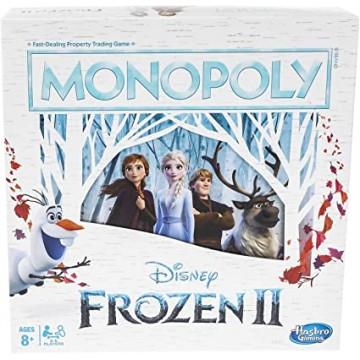 Monopols Frozen 2 (Jauns)