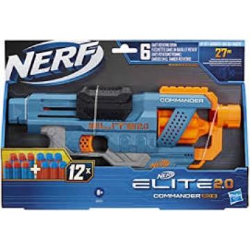 NERF Elite 2.0 Commander Disruptor 2 RD-6 (Jauna)