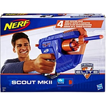 NERF Elite Scout MKII (Jauna)