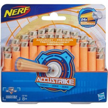 NERF N-Strike Accustrike 24 Dart Refill (Jauna)