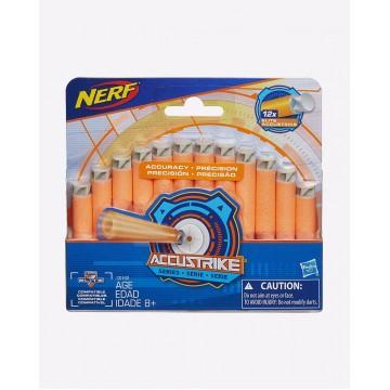 NERF N-Strike Accustrike 12 Dart Refill (Jauna)