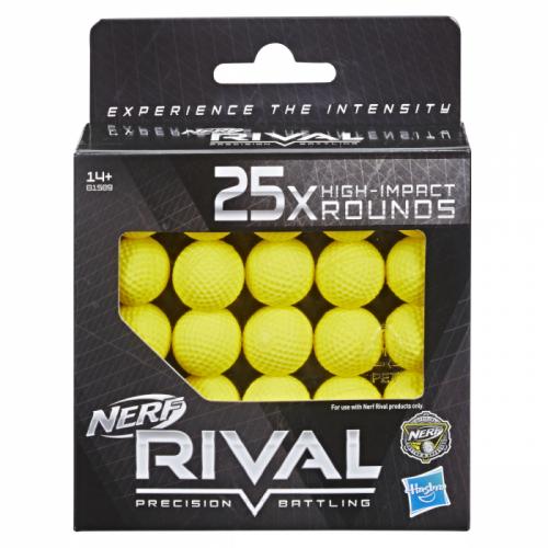 NERF Rival 25 Round Refill Paka (Jauna)