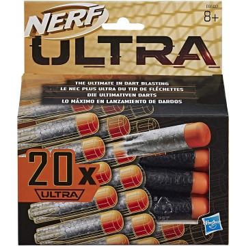 NERF Ultra 20 Dart Refill Paka (Jauna)