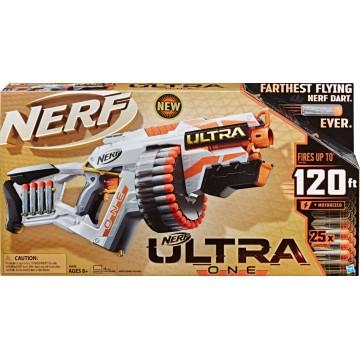 NERF Ultra One Motorised Blaster (Jauna)