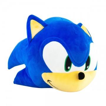 Mīkstā Rotaļlieta 40cm Sonic Nintendo TOMY Mega Head (Jauna)