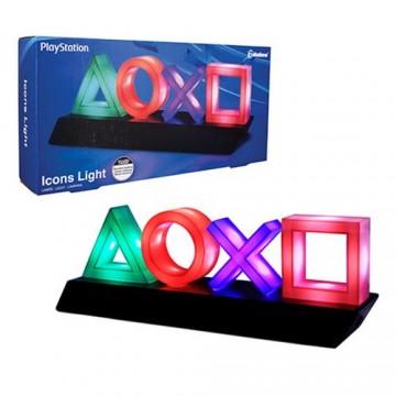 Oficiālā PlayStation Ikonu Lampa (Jauna)