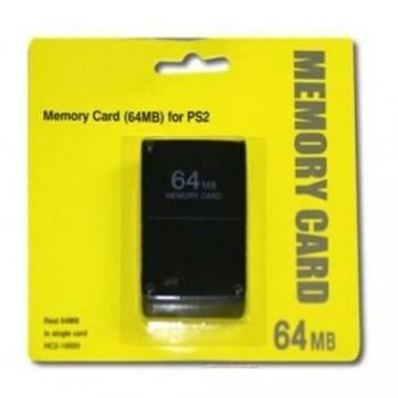 PlayStation 2 Atmiņas Karte 64MB (Jauna)