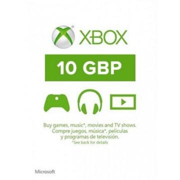 Microsoft 10 Mārciņu UK Karte