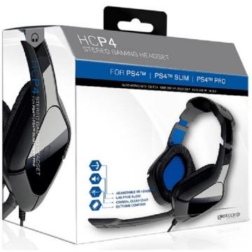 PlayStation 4 Gioteck HCP4 Stereo Austiņas ar Vadu (Jaunas)