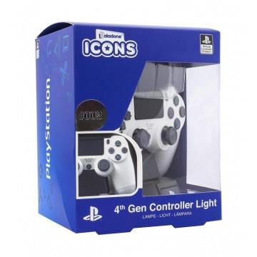 PlayStation 4th Gen Controller Icon Light BDP Lampa (Jauna)
