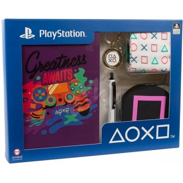 PlayStation Dāvanu Kaste/Sīkāk Preces Aprakstā (Jauna)