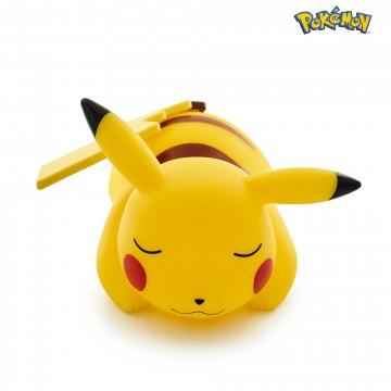 Pokemon Guļoša Pikachu 25cm LED Lampa (Jauna)