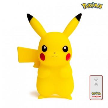 Pokemon Pikachu 25cm LED Lampa (Jauna)
