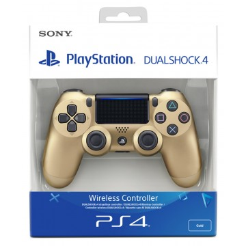 Sony Dualshock 4 V2 Bez Vadu Pults Zelta (Jauna)