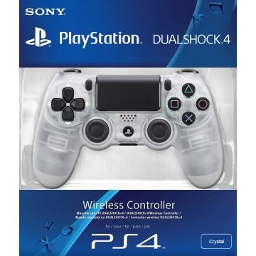 Sony Dualshock 4 V2 Bez Vadu Pults Caurspīdīga (Jauna)