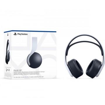 Oficiālās Sony PlayStation 5/PlayStation 4 PULSE 3D Bezvadu Austiņas (Jaunas)
