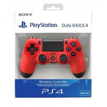 Sony Dualshock 4 V2 Bez Vadu Pults Sarkana (Jauna)