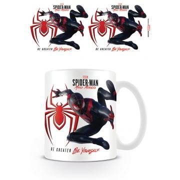 Spider Man Miles Morales Iconic Jump Krūze (Jauna)
