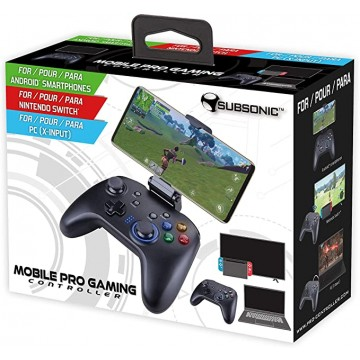 Subsonic Mobile Bez Vadu Pro Gaming Controller/Pults (Jauna)