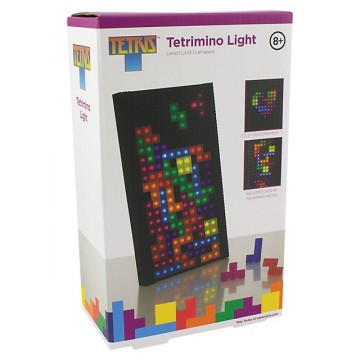 Tetromino Tetris Lampa (Jauna)