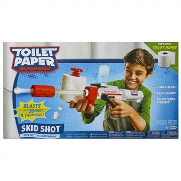 Toilet Paper Blaster (Jauns)