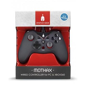 Xbox 360 Spartan Gear Mothax Pults Ar Vadu (Jauna)