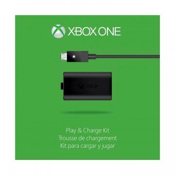 Oficiālais Xbox One Bateriju Lādēšanas Komplekts (Jauns)